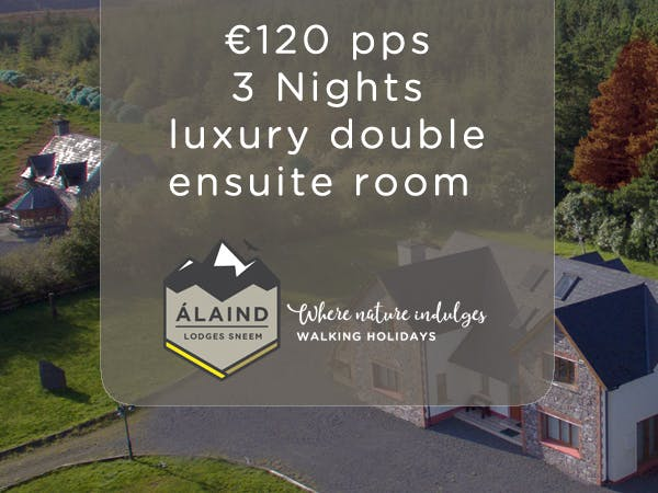 Double Room 3 Night Special Offer at Alaind Lodges