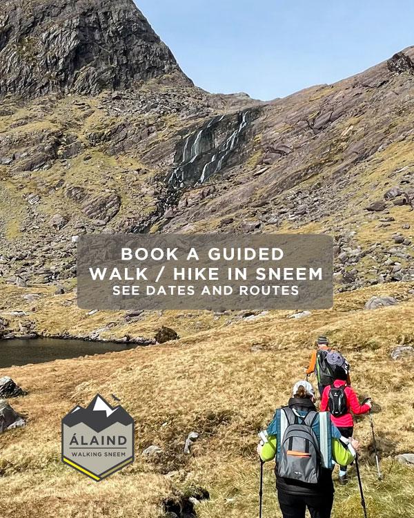 Book a Walk or Hike in Sneem with Álaind Walking