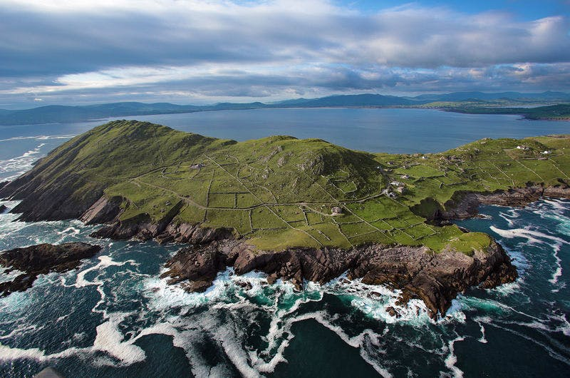 Bolus Head Ring of Kerry