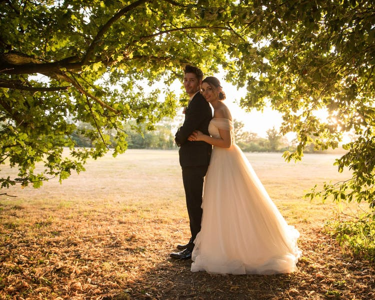 Wedding photo opportunity Cantley House Hotel