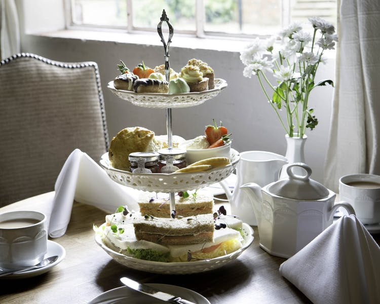 Afternoon tea Berkshire