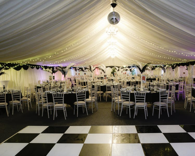 Christmas party venue Wokingham
