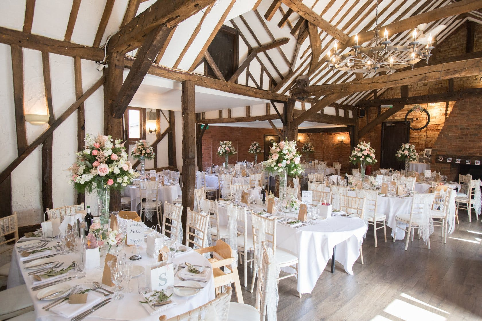 Barn wedding venue Berkshire