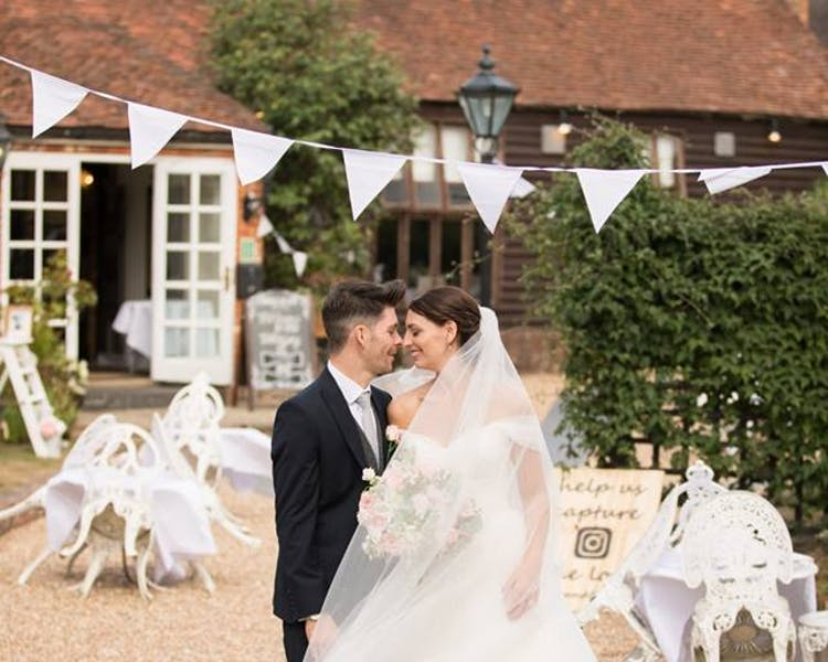 Barn wedding venue wokingham