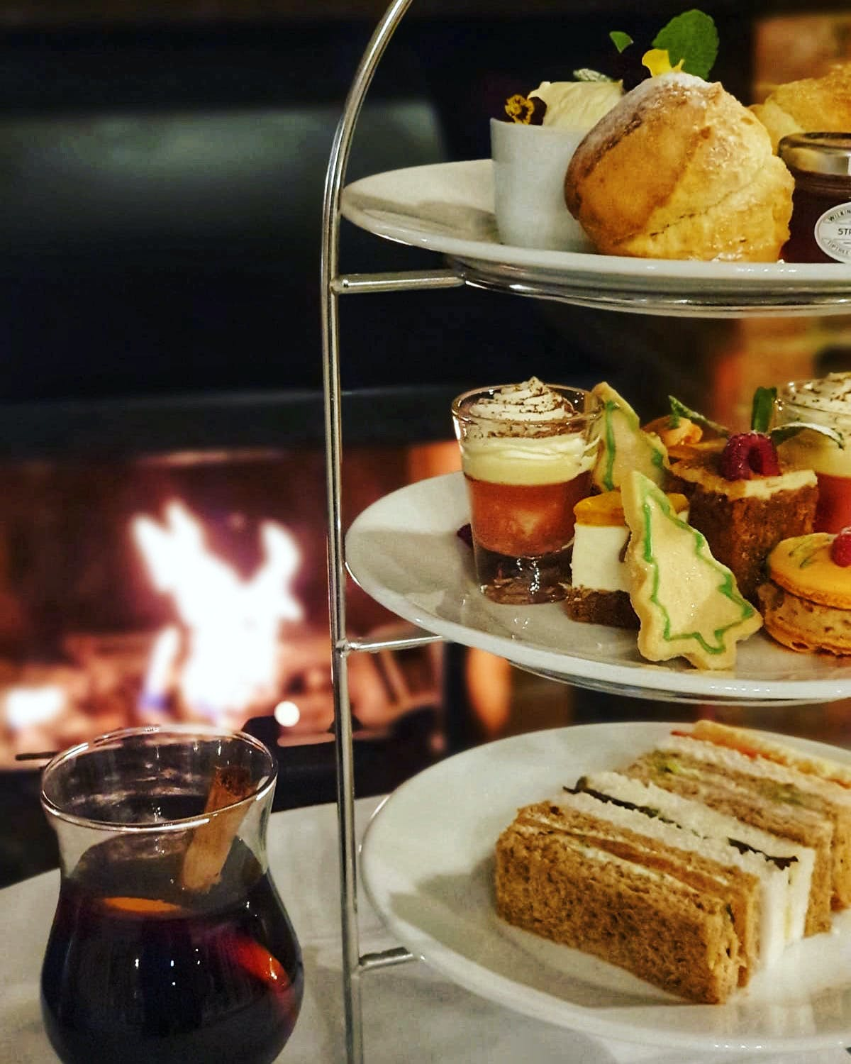 Festive Afternoon Tea Berkshire
