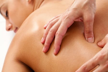 A Swedish Massage treatment available to Hotel Guests by appointment