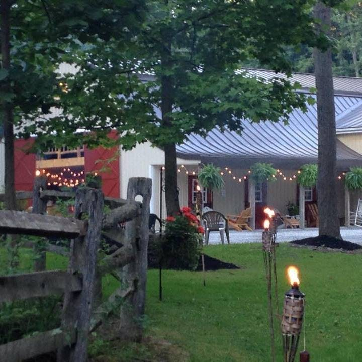 Alford's Glen Wedding Barn