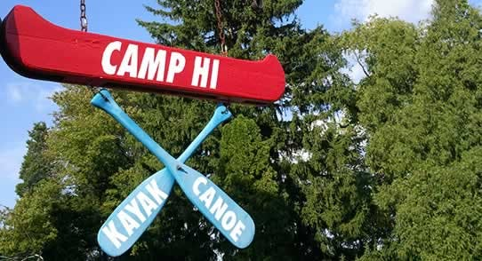 Camp Hi Canoe and Kayaking