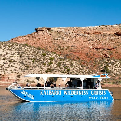 Come on board and see the Murchison river with Kalbarri wilderness cruises