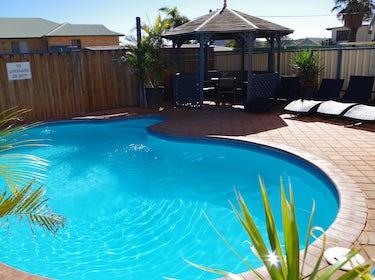 Kalbarri Accommodation Western Australia Blue Ocean Villas