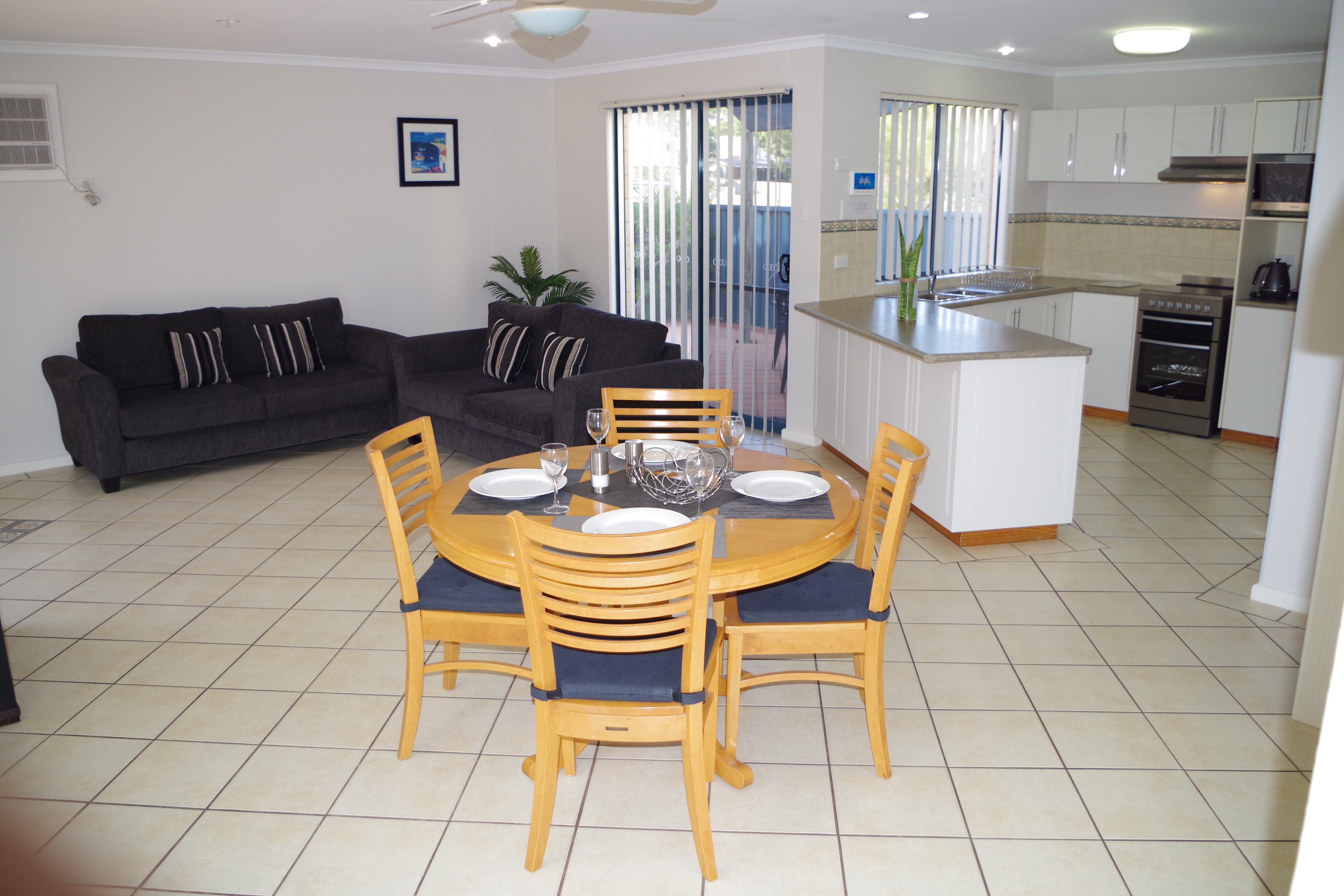 Kalbarri Blue Ocean Villas is your perfect choice for fully self contained Kalbarri accommodation in Kalbarri WA.