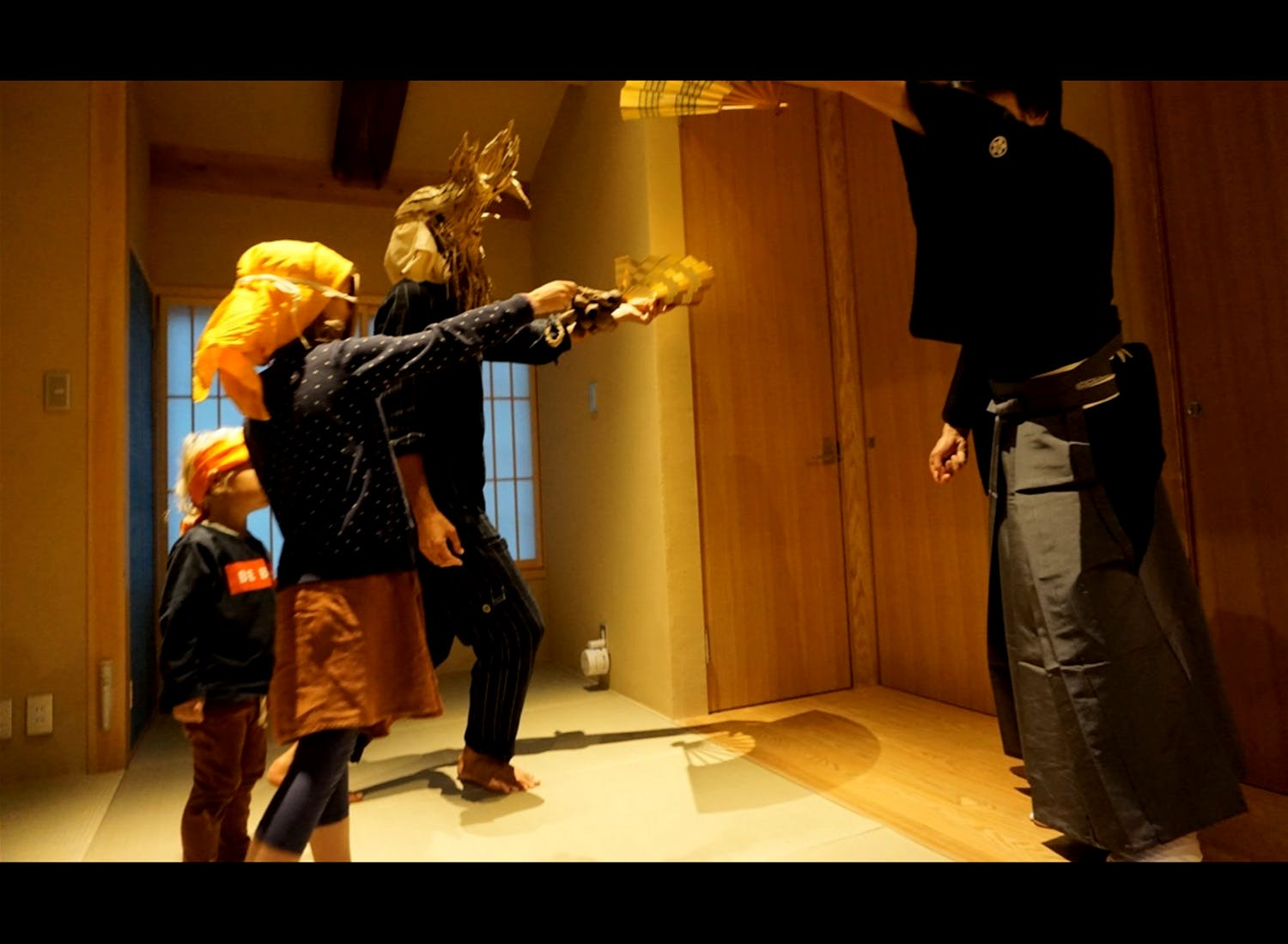 Shimaya Stays Kyoto Traditional Performing Arts Workshop - Ideas for families and groups