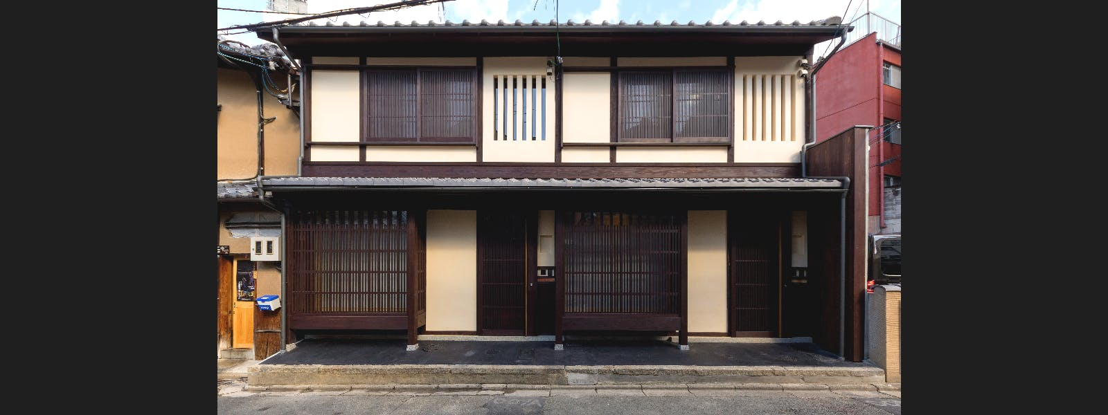BenTen Residences - Kyoto Townhouses Restored by Hand