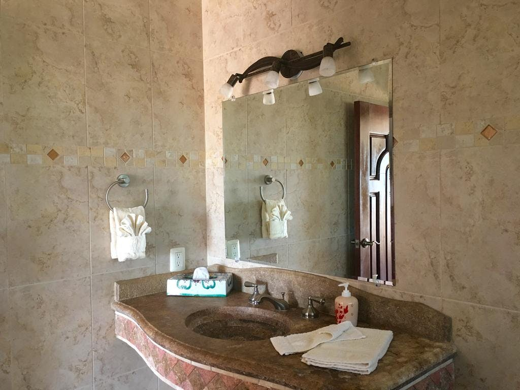 Sunrise Bathroom