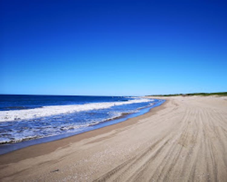 Beautiful beaches to walk and relax.