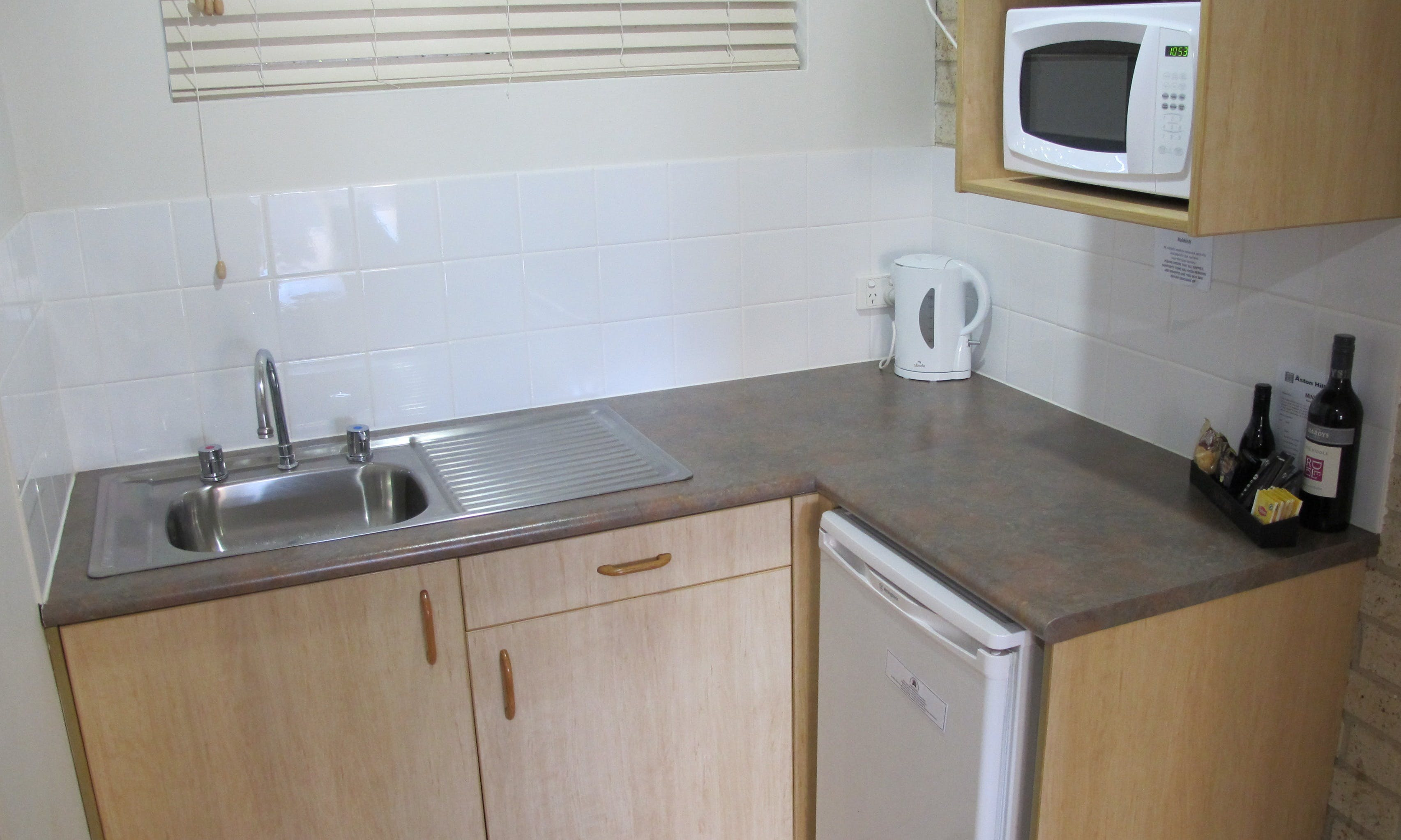 Kitchen in Executive Room