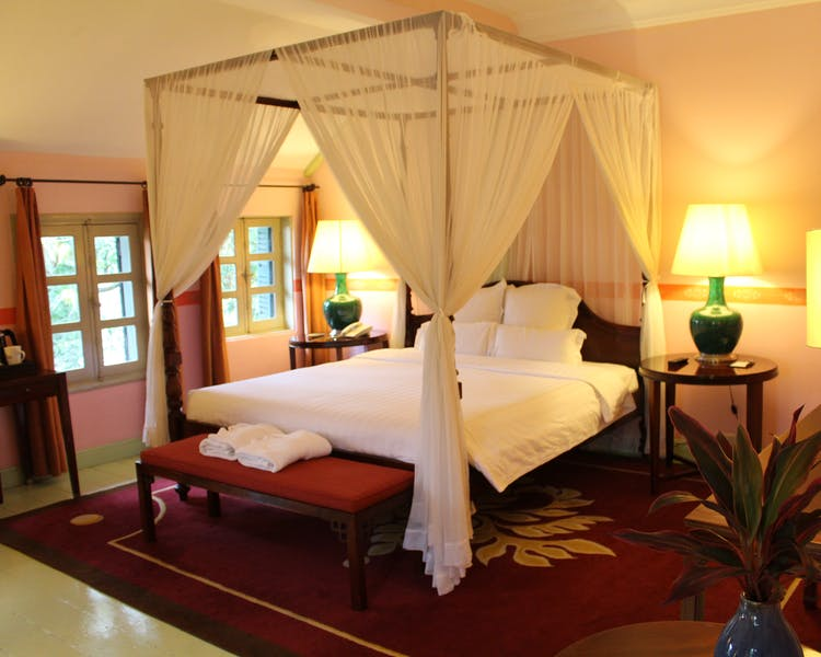 Villa Maly Deluxe king room
