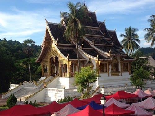 Luang Prabang National Museum tours