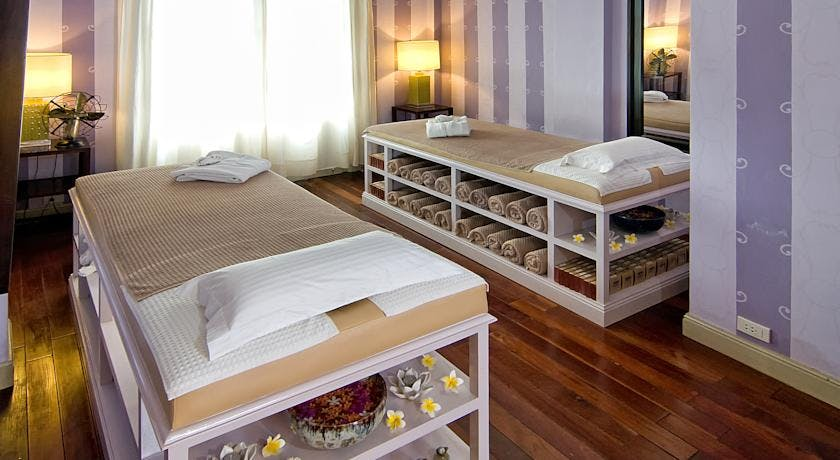 Villa Maly massage