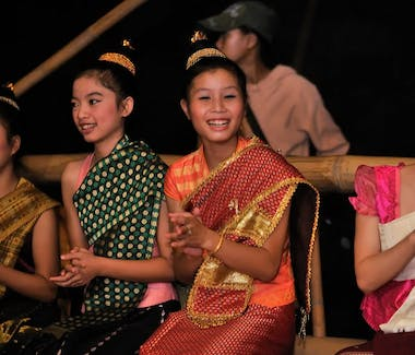 Nava Mekong dance performance