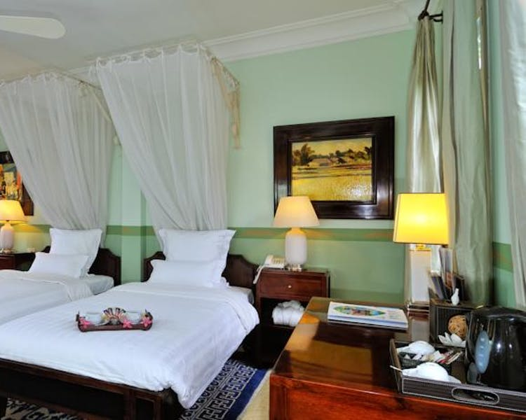 Villa Maly Superior twin beds