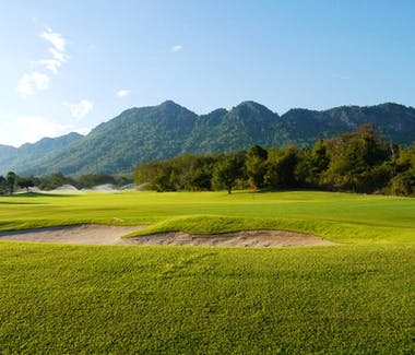 Luang Prabang Golf course things to do