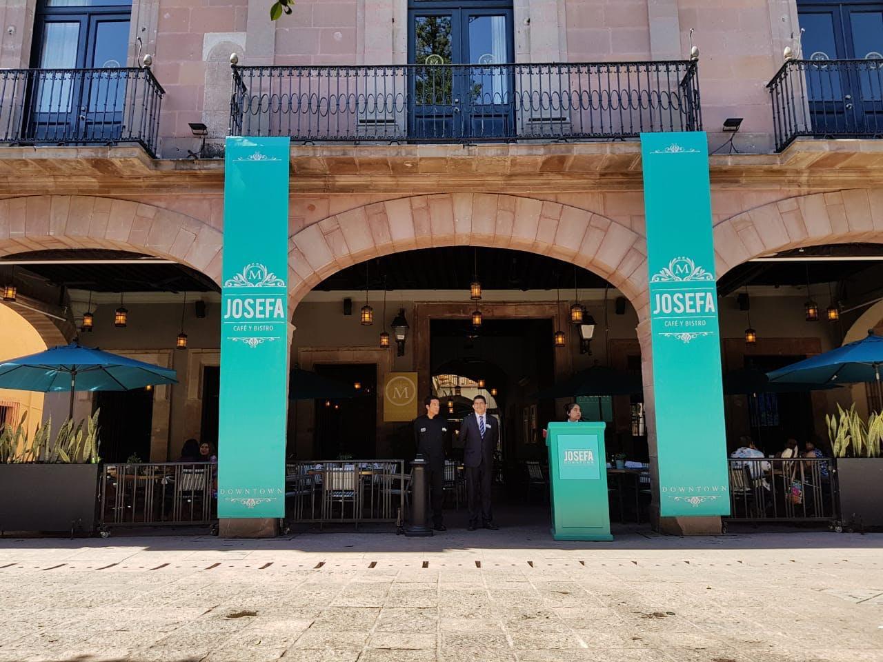 Hotel Mesón de Santa Rosa Luxury Hotel