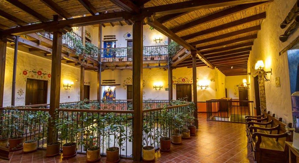Galer A La Casona De La Ronda Hotel Boutique Patrimonial