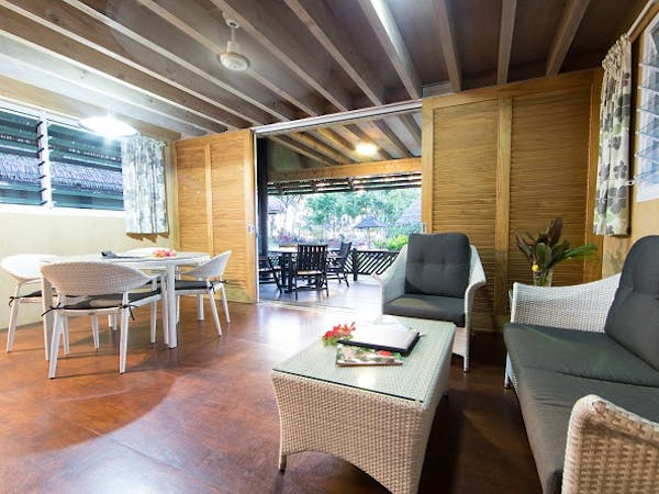 2 Bedroom Two Level Villa Lounge/Dining