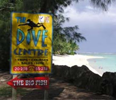 The Big Fish Dive Centre