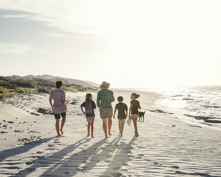 Warroora beach - Ideal for family holiday