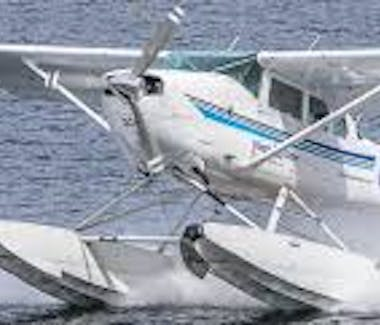 Float Plane Te Anau
