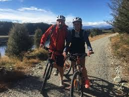 New bike tracks in Te Anau