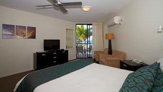 Motel room with Ocean View