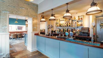 The Florence Arms Gastro Pub Portsmouth Bar Area