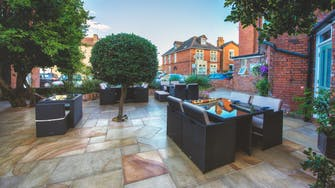 The Florence Arms Gastro Pub Portsmouth Garden Area