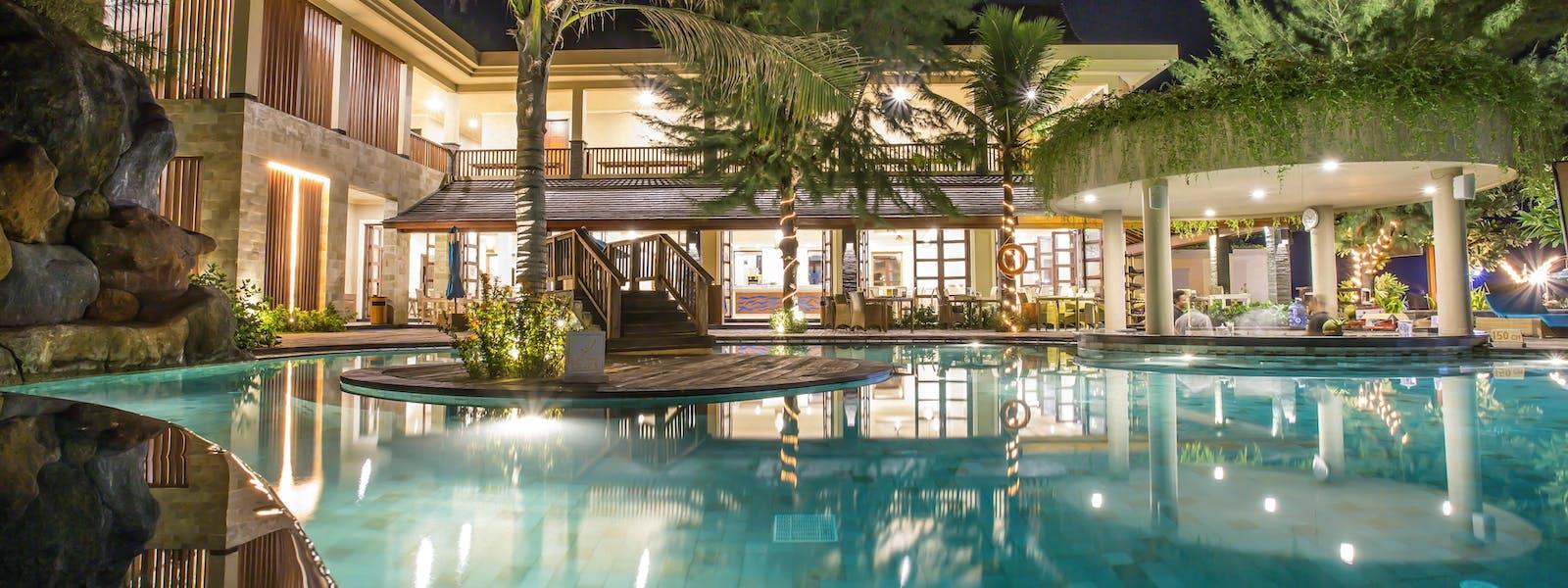 Home Hotel Vila Ombak