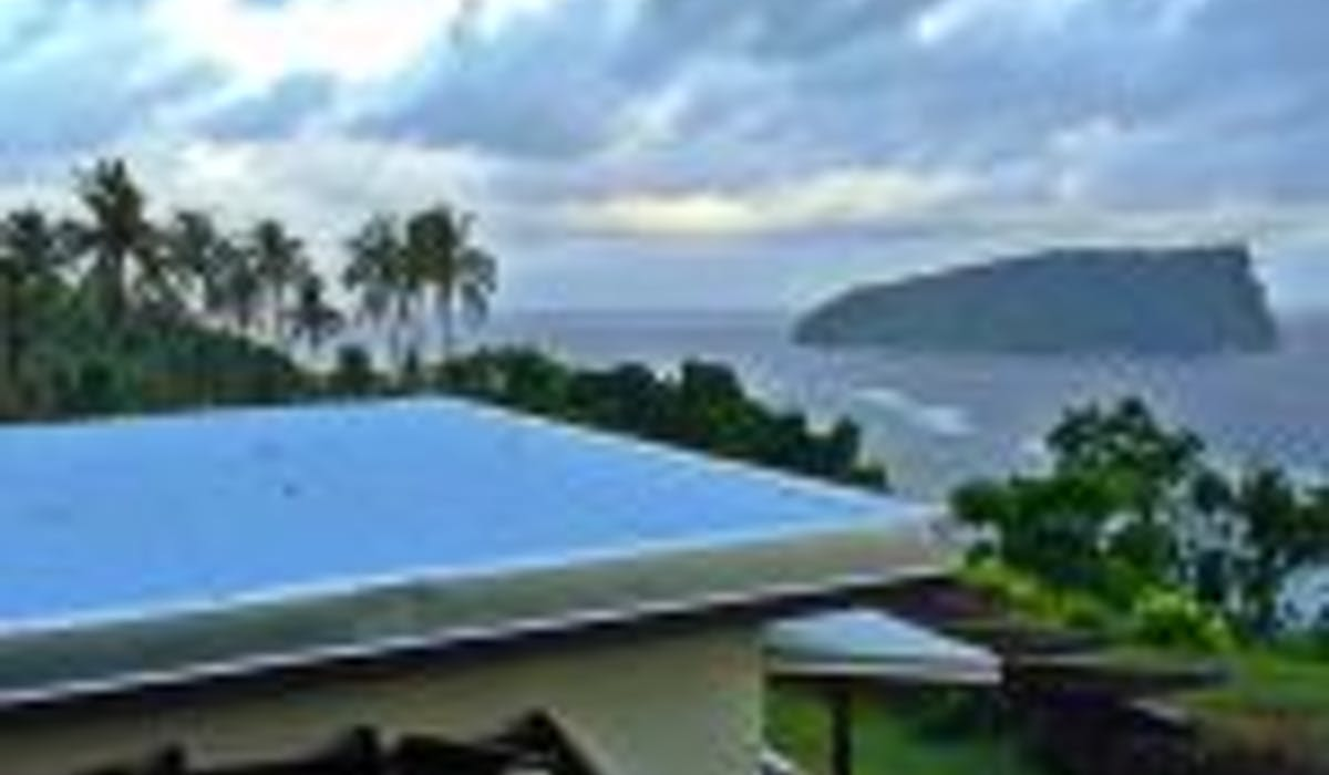 Taufua Beach Accommodation