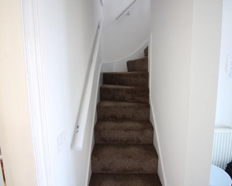 Two and Three bedroom Apartment Stairs