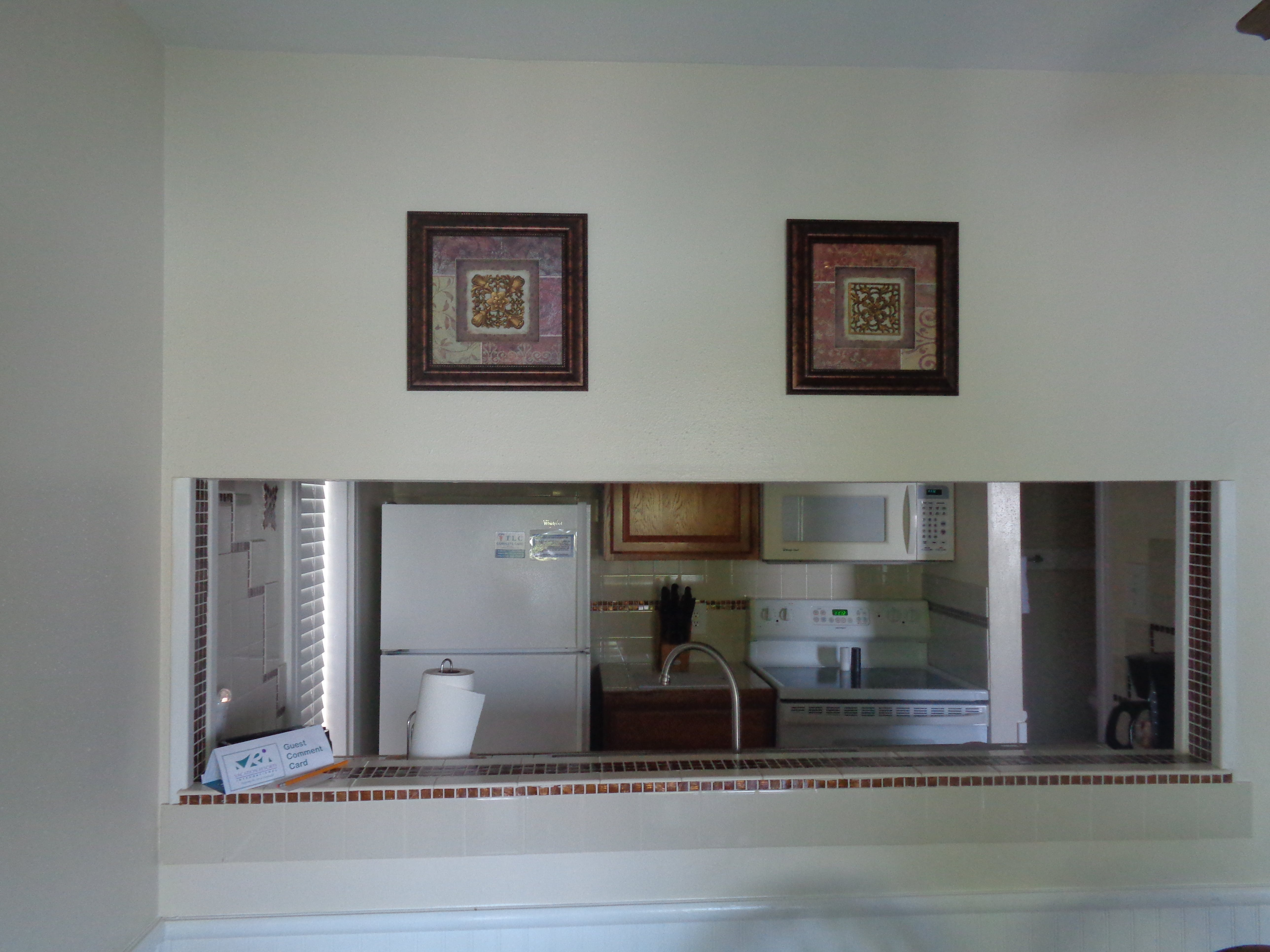 3BR Townhouse - Dining/Kitchen window
