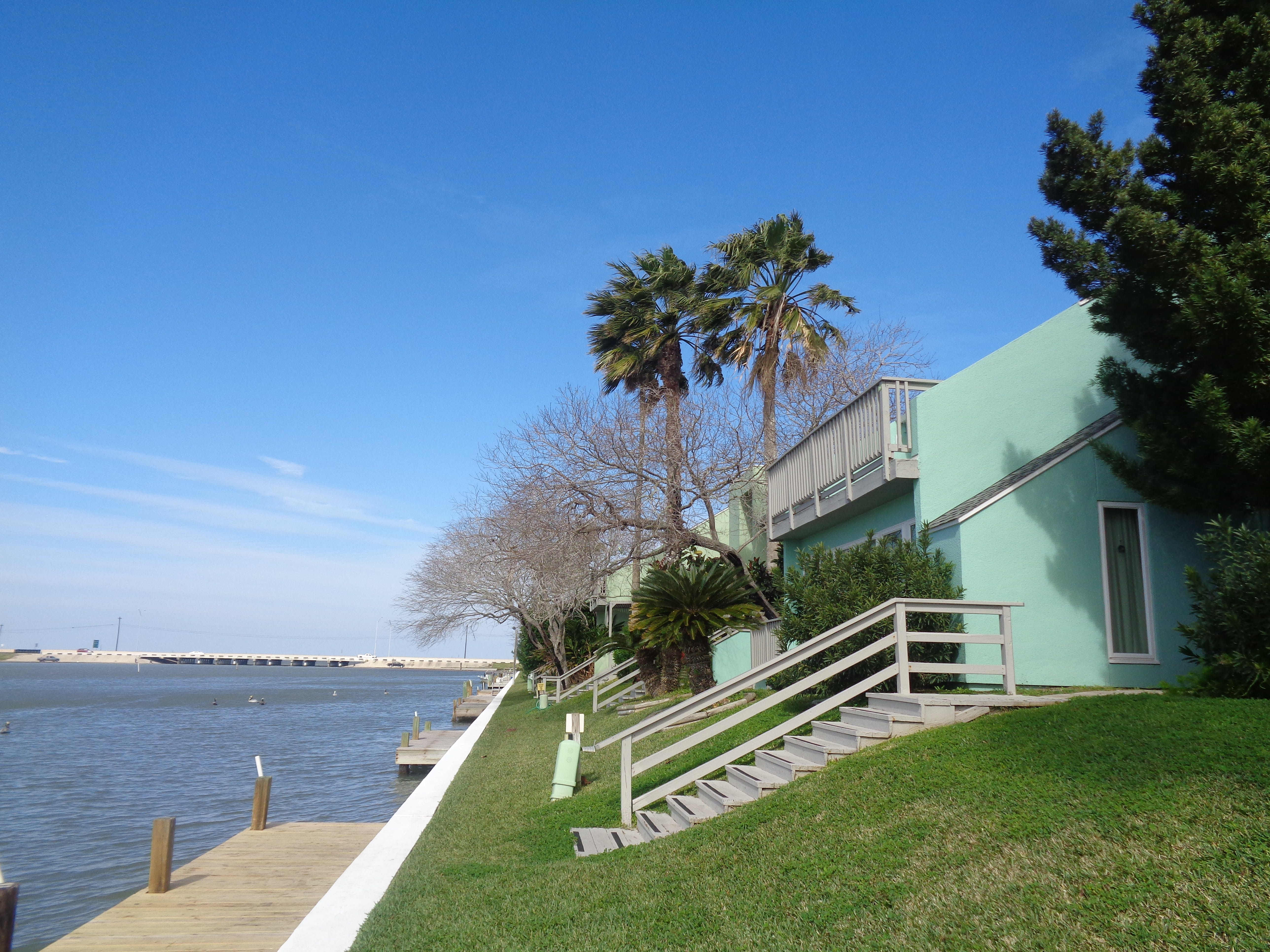 Puente Vista - Bay Side View