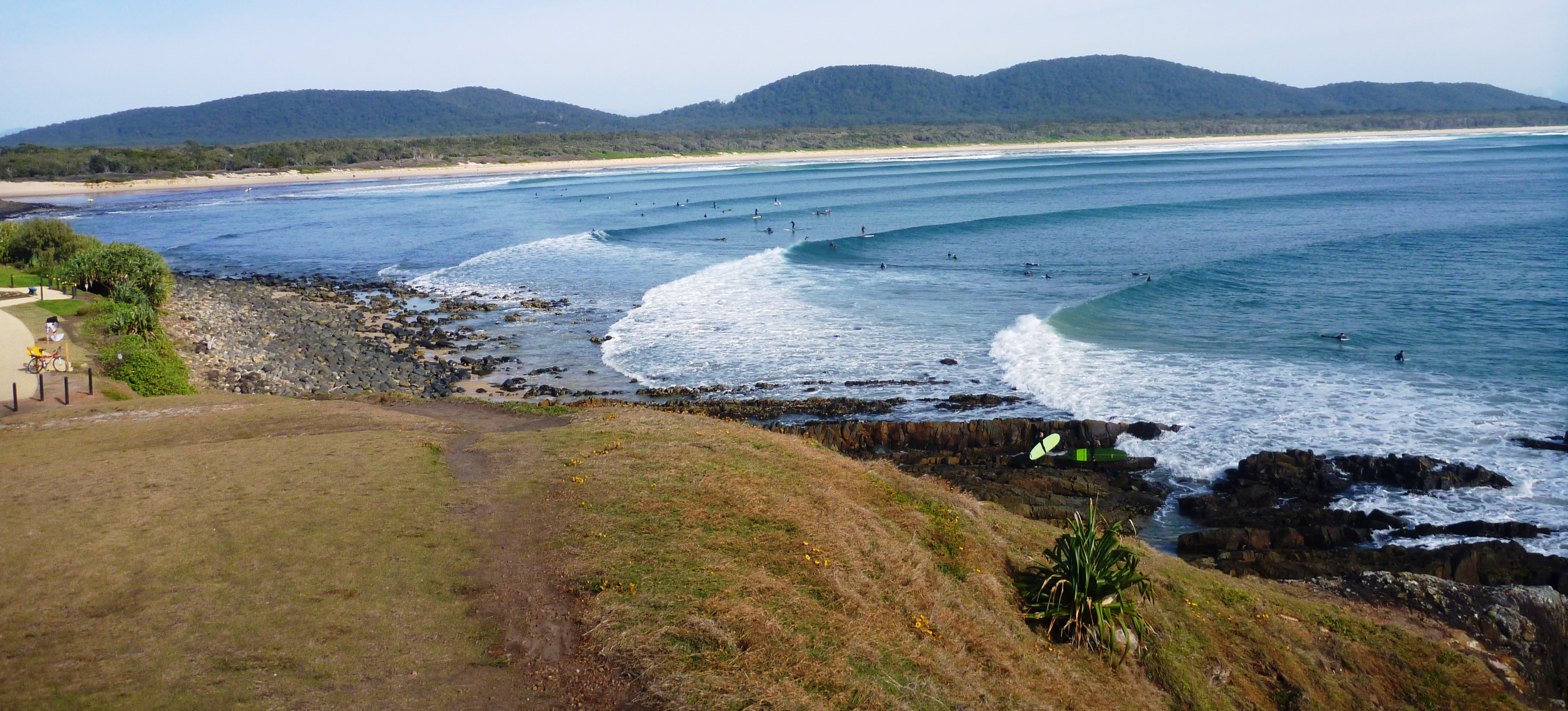 Crescent Head Surf Break