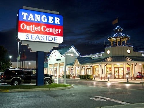 Tanger Outlets in Rehoboth