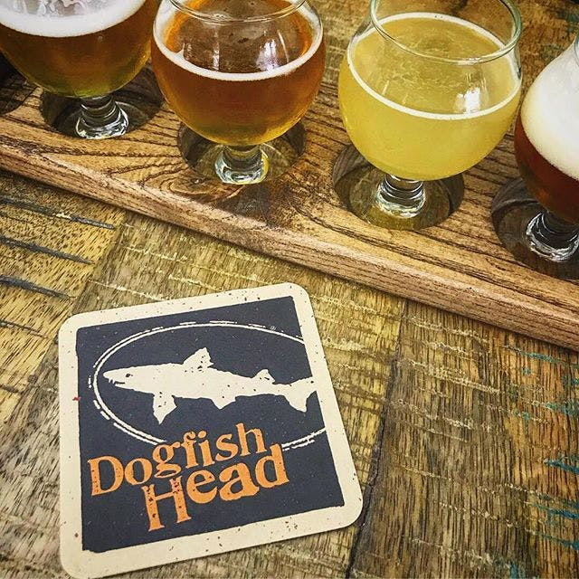 Dogfish Head Brewery in Milford