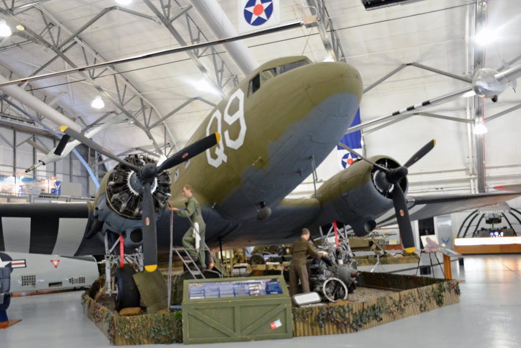 Air Mobility Museum at Dover Air Base