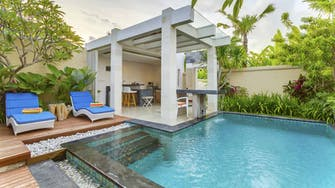 1 bedroom Villa - swimming pool