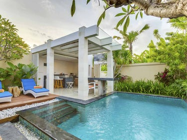 1 bedroom Villa - swimming pool 1