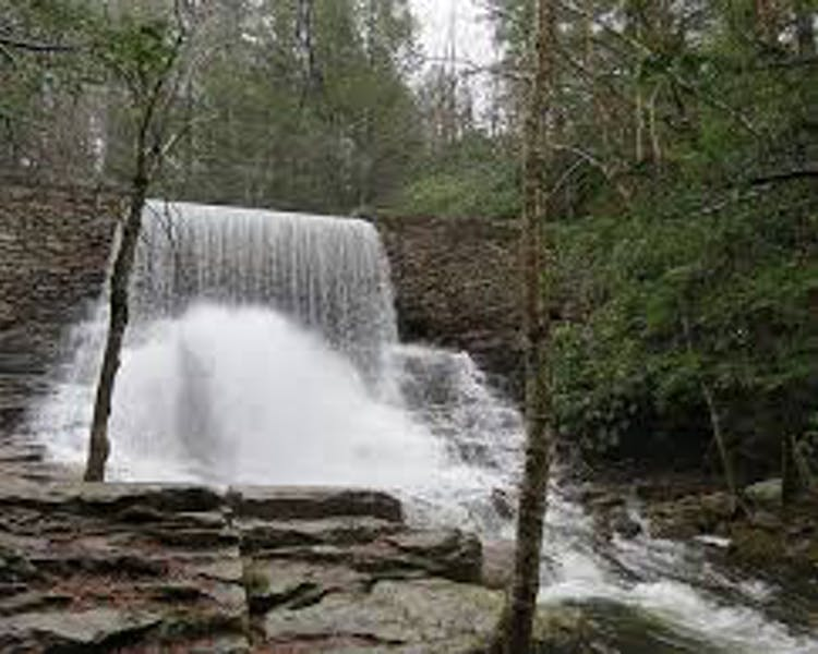 Falls in Hickory Run