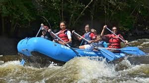 Rafting with Pocono Whitewater on the Lehigh River