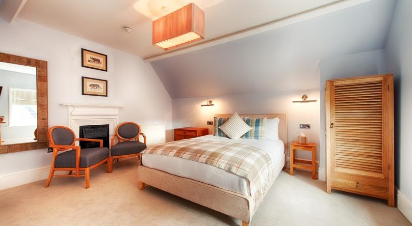 Executive King Room with Shower | Florence Gardens Boutique Hotel ...